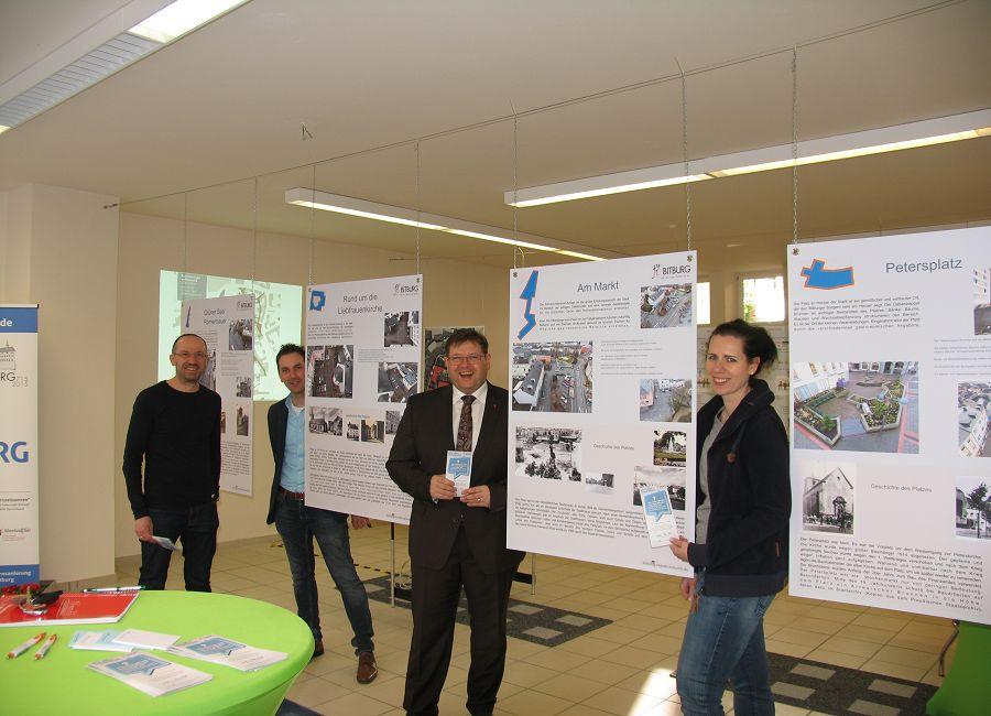 Bitburg macht Zukunft - Bürgerbefragung 2017