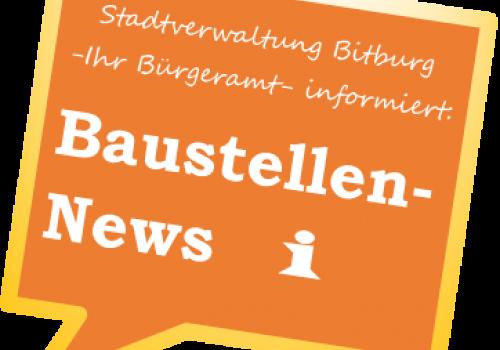 Baustellen-Newsletter Nr. 6