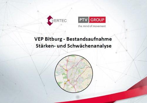 Vehrkehrsentwicklungsplan -VEP- Bitburg